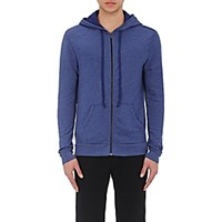 Goodlife Men's Zip Front Hoodie Navy