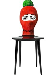 Fornasetti Beanie Chair Red