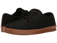 Emerica The Romero Laced Black Grey Gum Men's Skate Shoes