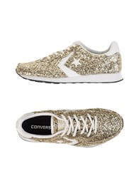 Converse Cons Footwear Low Tops And Sneakers Gold