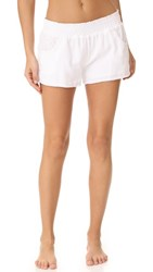 Pj Salvage White It Out Shorts