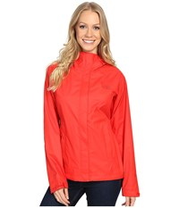 The North Face Venture Jacket High Risk Red Women's Coat Multi