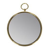 Fornasetti Magic Convex Mirror With Ring 30Cm Dia.