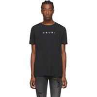 Ksubi Black Logo T Shirt