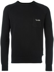 Philipp Plein Complex Jumper Black
