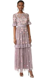 Needle And Thread Ditsy Scatter Gown Lavender
