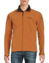 Marmot Gravity Monochrome Long Sleeve Jacket Terra