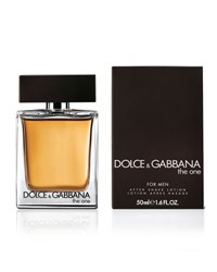 Dolce And Gabbana The One For Men Aftershave Lotion