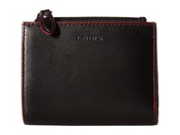 Lodis Audrey Aldis Wallet Black Red Wallet Handbags