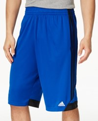 Adidas Men's 3G Speed 2.0 Basketball Shorts Royal Black