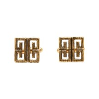 Givenchy Gold 4G Cufflinks