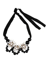Erika Cavallini Semi Couture Erika Cavallini Semicouture Jewellery Necklaces Women Black