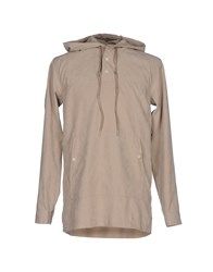 D By D Sweatshirts Beige