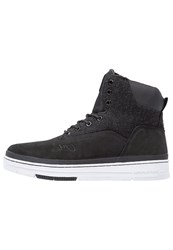 K1x State Sport Hightop Trainers Black