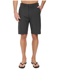 Billabong Crossfire X Hybrid Shorts Asphalt Men's Shorts Black