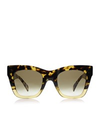 Celine Catherine Sunglasses Female Yellow