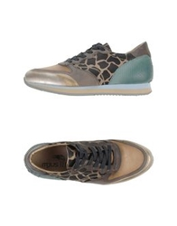 Mjus Low Tops And Trainers Sand