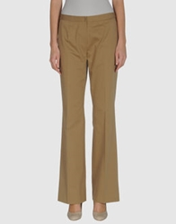 Blue Les Copains Dress Pants Khaki