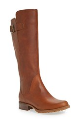 Timberland Women's 'Banfield' Waterproof Knee High Boot Wheat Burished Leather