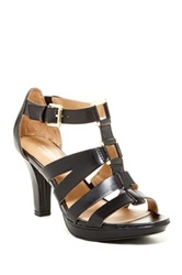 Naturalizer Dafny High Heel Sandal Wide Width Available Black