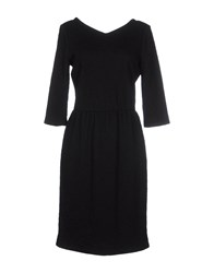 Hoss Intropia Dresses Knee Length Dresses Women Black