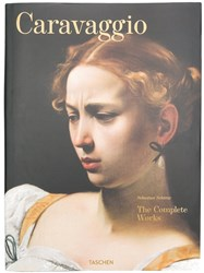 Taschen Caravaggio The Complete Works Book Black