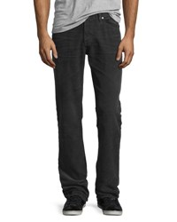 Ag Adriano Goldschmied Graduate Corduroy Pants Dark Gray