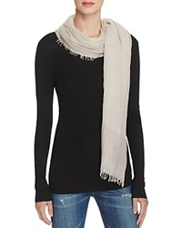 Fraas Lightweight Solid Scarf Beige
