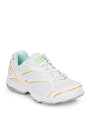 Ryka Devotion Plus Sneakers White Orange