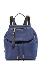 Marc Jacobs Trooper Backpack Midnight Blue