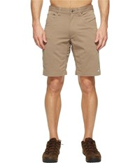 Mountain Khakis Commuter Shorts Slim Fit Firma Men's Shorts Gray