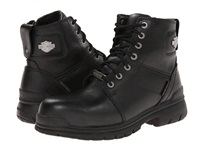Harley Davidson Gage Composite Toe Black Men's Lace Up Boots