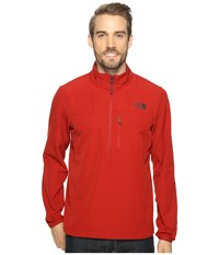 The North Face Apex Nimble Pullover Cardinal Red Cardinal Red Men's Clothing
