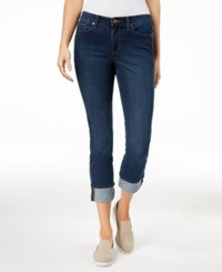 Maison Jules Cuffed Jeans Created For Macy's Orleans Wash