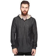 O'neill Mission Pullover Knits Black Men's Clothing