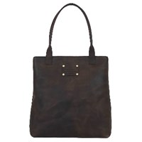 O My Bag Posh Stacey Eco Dark Brown Bag
