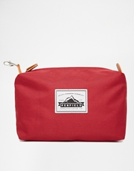Penfield Danbury Washbag Red