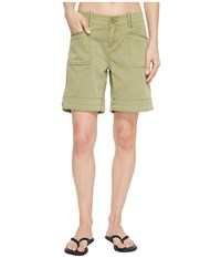 Aventura Clothing Tara Shorts Oil Green