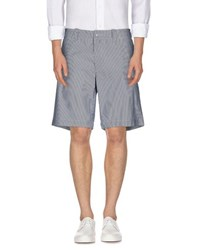 Pirelli Pzero Trousers Bermuda Shorts Men Blue