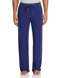 Daniel Buchler Milk Modal Lounge Pants Bright Blue