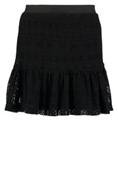 Noisy May Tall Nmanna Mini Skirt Black
