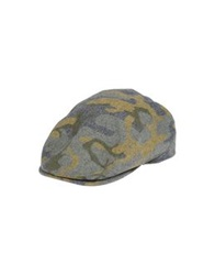 Messagerie Hats Grey