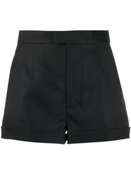 Dsquared2 High Waisted Fitted Shorts 60
