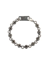 King Baby Studio 'Star Of David' Bracelet Metallic