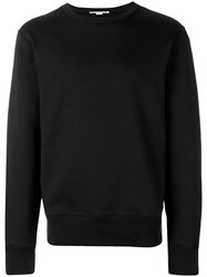 Stella Mccartney Embroidered Plane Sweatshirt Black