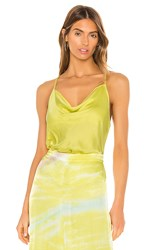 Young Fabulous And Broke Sweetie Tank In Yellow. Zest