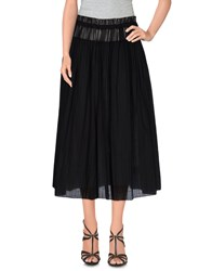 Carlo Contrada 3 4 Length Skirts Black