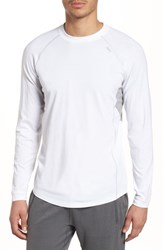 Tasc Performance Charge Ii Long Sleeve T Shirt White