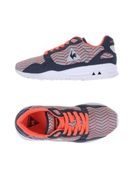 Le Coq Sportif Footwear Low Tops And Trainers Women Grey