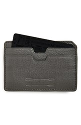 Men's Ben Minkoff 'Nikko' Card Case Grey New Grey